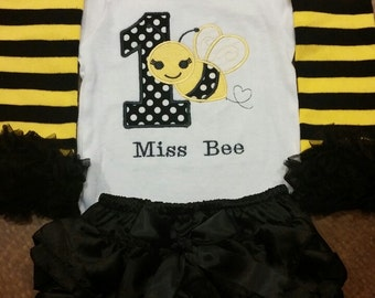 Bumble bee birthday outfit, bee birthday outfit, bumble bee, bumble bee party, bumble bee outfit