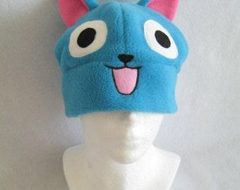 Happy Fairy Tail Fleece Hat