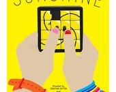 "Little Miss Sunshine (2006) Inspired Movie Print, ""Where's Olive?"". 2014 by Cutestreak Designs."