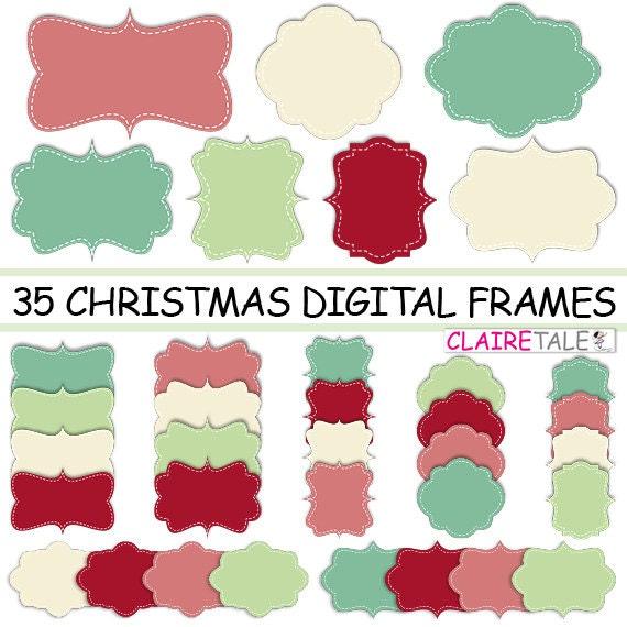 digital clipart frames free - photo #23