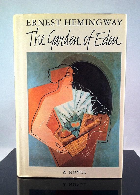 ernest hemingway the garden of eden a novel 1986 by thriftnstyle
