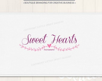 Photography Logo Design - Custom Pre-made logo / branding (LG01)