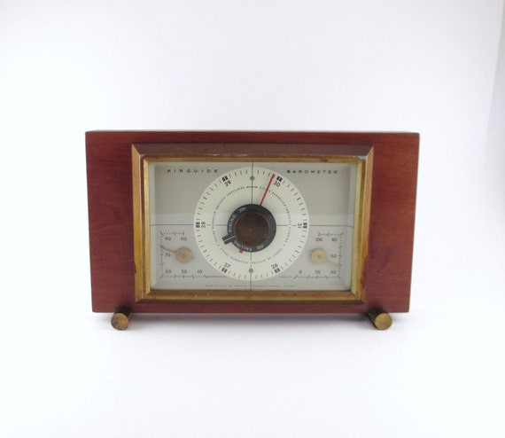 Vintage Room Temperature Gauge