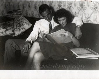 Vintage Photo ~ The Yearbook!  ~ reading time