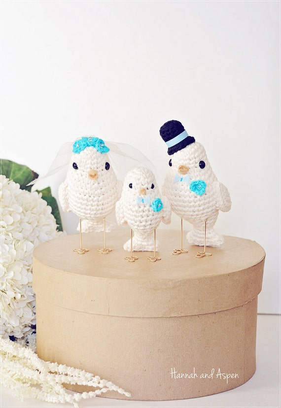 crochet wedding cake no 4 crochet bird wedding cake topper crochet and 13094