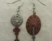 Steampunk Earrings-004