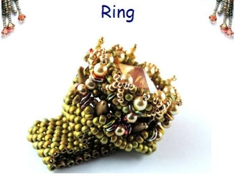 Crown Ring Tutorial English  PDF File