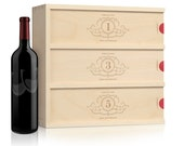 Anniversary Wine Box - Charming Trio