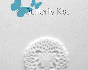 Butterfly Kiss  Silicone Mold