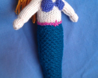 Mermaid, Childs toy, plush mermaid, soft toy, baby toy, stuffed toy