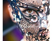 Unique Masquerade Mask Phantom of The Opera