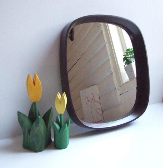 Espejo dan s de pl stico espejo dan s de los a os 70 - Espejo de plastico ...