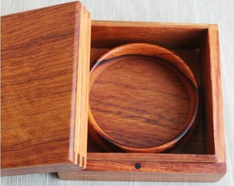 Rosewood Storage Box Bracelet Box Jewelry Chest Medicine Chest Trinket Box Walnut Maple Wooden Box Storage Supply