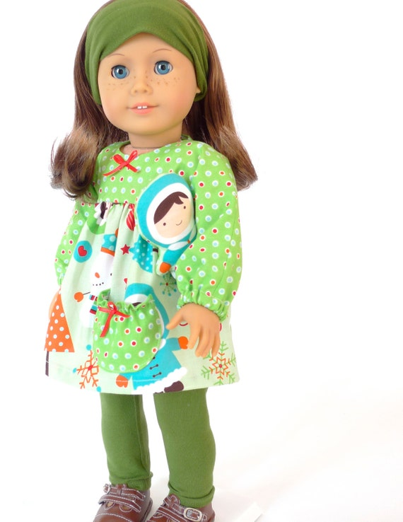 Doll Clothes Sewing Pattern Pdf For 18 Inch American Girl Type