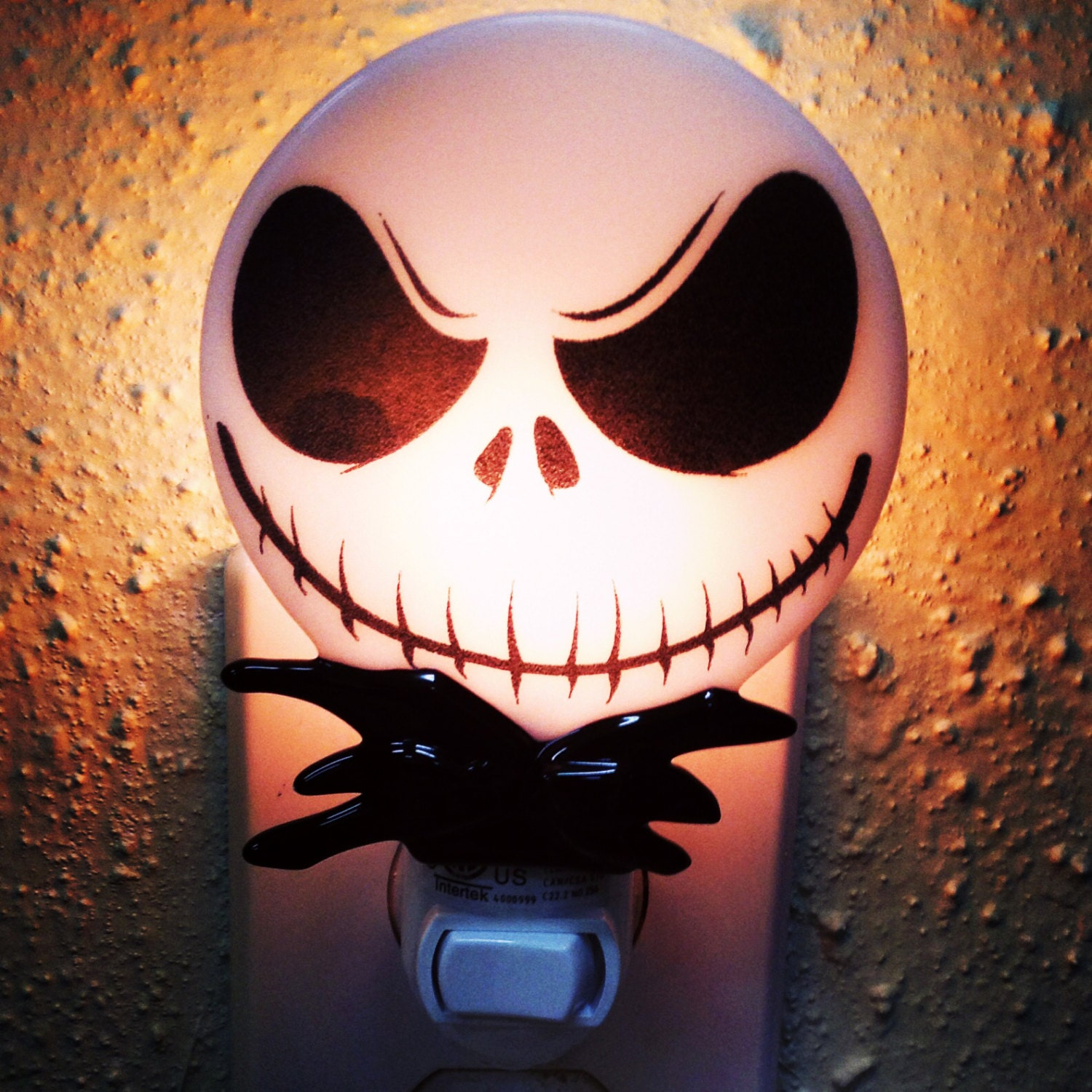 Jack Skellington Night Light Nightmare Before Christmas