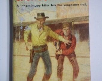 Showdown Creek by Lucas Todd Perma Books 1956 Vintage Western Paperback Book