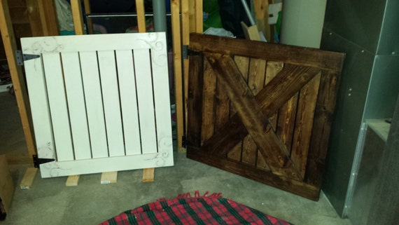 Handmade Wood Baby Gate Pet Gate For Any By