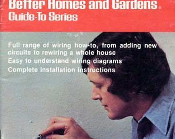 Electrical Wiring Basics from Better Homes and Gardens (home improvement) | Craft Book