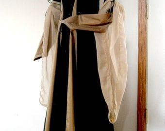 Ready To Ship Medieval Dress Renaissance Gown Gothic LARP and Fantasy Wedding