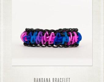 Rainbow Loom Bandana Bracelet Party Favors