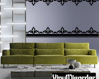 Frame Vinyl Wall Decal Or Car Sticker - Mv018ET