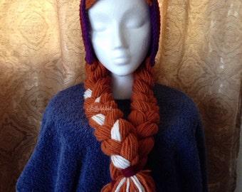 Frozen Anna Bonnet