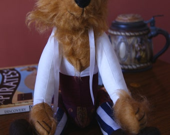 The Jolly Pirate Bear