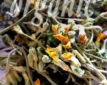 Cowslip. Dried Organic Herbal tea 30g.