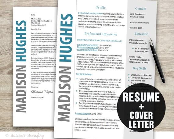 Modern resume examples