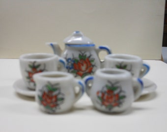 Japanese made Tea Set