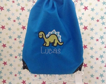 Personalised drawstring bags | Etsy UK
