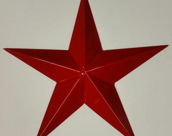 Metal Barn Star
