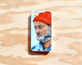 Steve Zissou Phone Case - iPhone 6 / iPhone 5/5S / iPhone 4/4S  -  Wes Anderson Phone Case