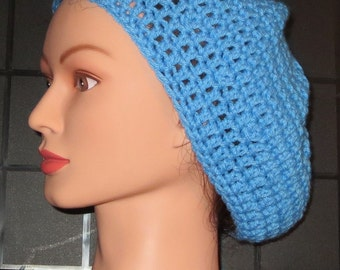Simple Solid Tam, Regular Tam, Slouchy Hat , Baggie Cap,