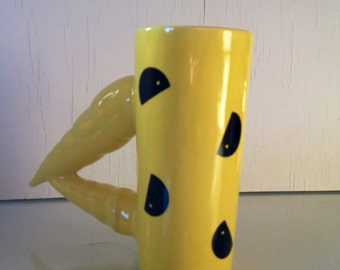 Wonka-wonka! 80s Pac Man Pop Art Mug by MH McClendon