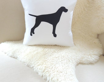 English Pointer Pillow Cover