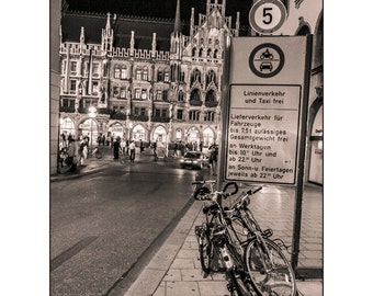 Germany Photography, Munich Photo Print