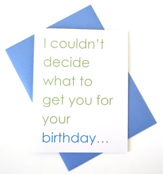 Funny Sexy Romantic Birthday Card For Wife, Girlfriend