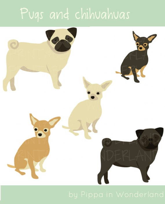 chihuahua dog clipart - photo #49