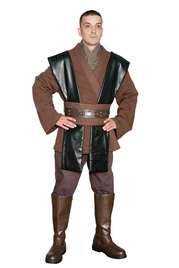 Star Wars Anakin Skywalker Jedi Costume Tunic Only