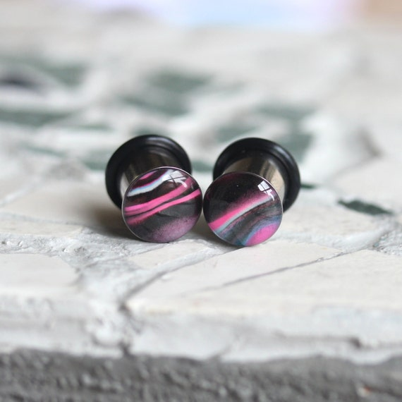 Ear gauges  Etsy