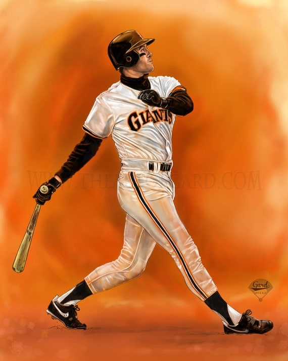 "Artists Digital Print of Will ""The Thrill"" Clark"