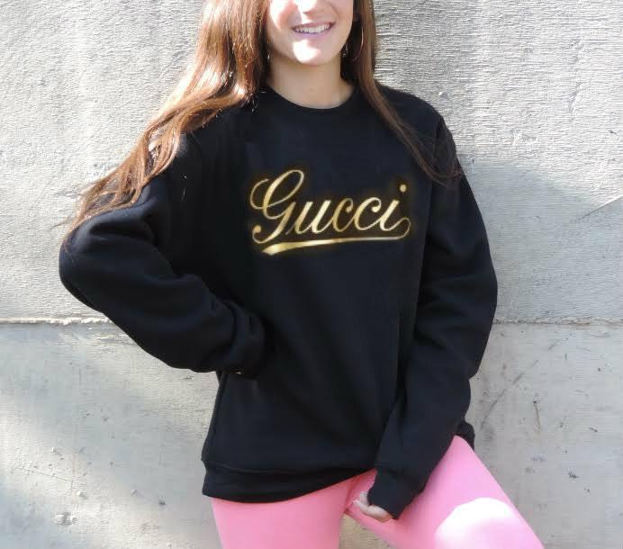 24c9ec5be83f Gucci T Shirt Womens Black ✓ T Shirt Design 2018