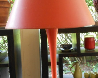 Saarinen Tulip Table Lamp by Laurel with Original Shade