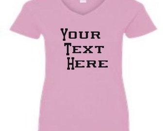 Customize shirts, Custom Shirts, V-Neck, tee shirt, t-shirts, custom tshirts, Women's Shirts, Personalized t shirts, grafix shirts