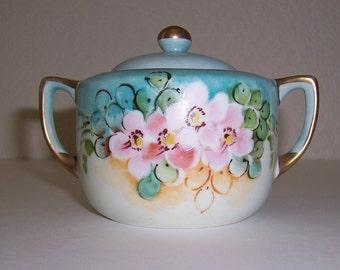 Antique Nippon Sugar Bowl