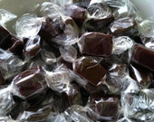 Dark Chocolate Caramels - one pound