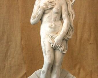 Birth of Venus Cement Garden Statue