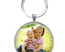 Your Custom Photo Keychain, Your Photo Key Chain, Send me your photo, Custom Photo Key Chain