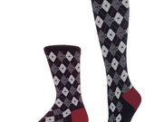 "Argyle Fighters - ""Star Wars"" Inspired Socks"